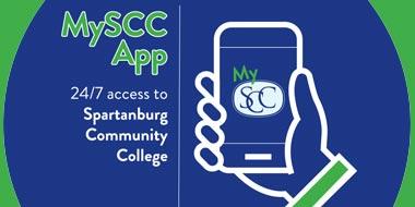 MySCC App banner